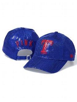 Texas Rangers BLING ball cap! @gracebridgham