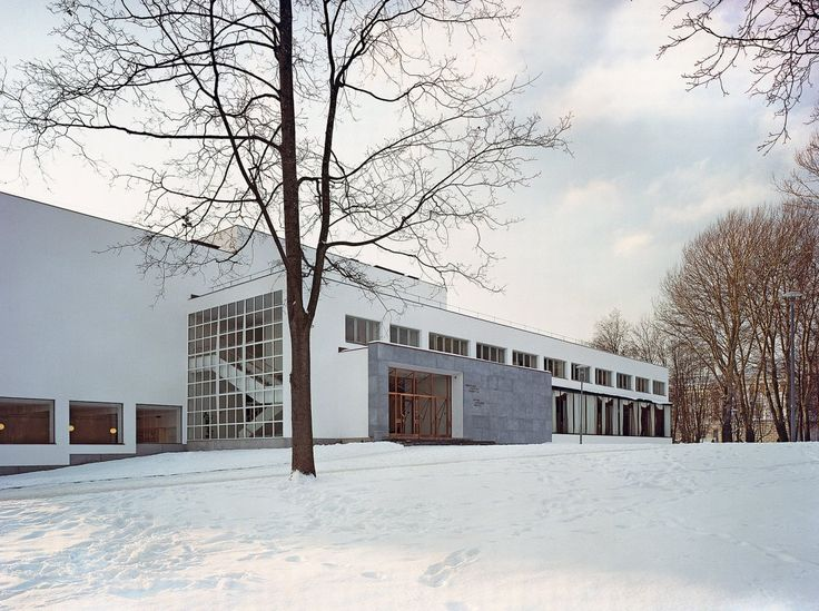 Alvar Aalto, The Finnish Committee for the Restoration · Viipuri Library