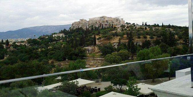 Έξοδος | Πού να πιείτε καφέ με υπέροχη θέα στην Αθήνα
