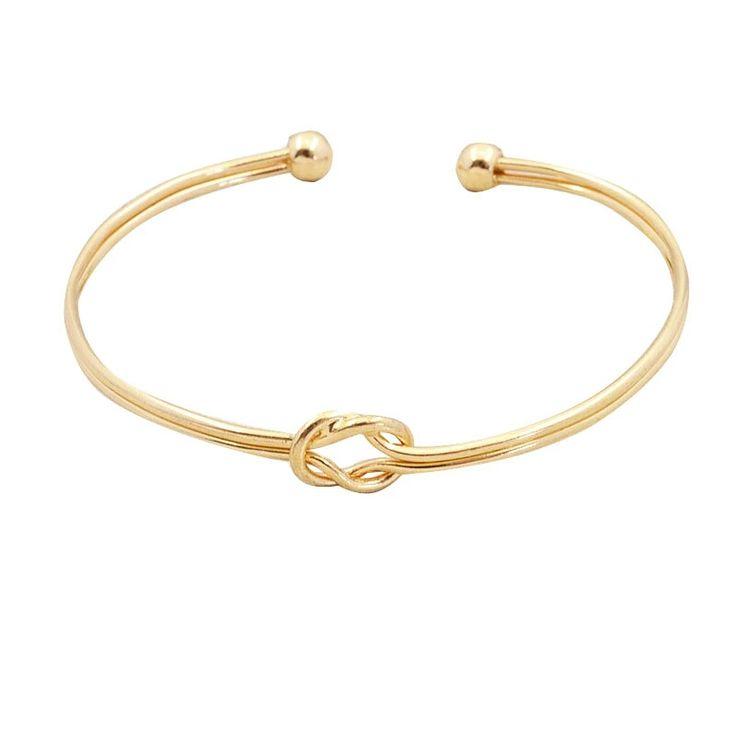 bracelet double noeud 2016.
