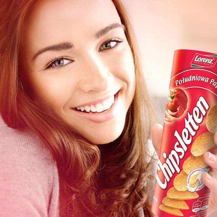 Do twarzy Ci z... uśmiechem!    #podróże #relaks #chipsletten #przekąska #papryka #chwile
