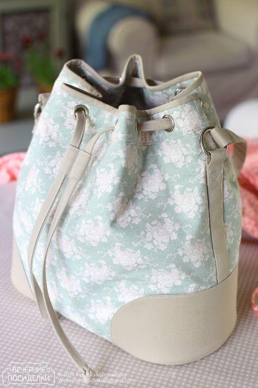New summer bags - workshops / New summer bags tutorials - Evening gatherings