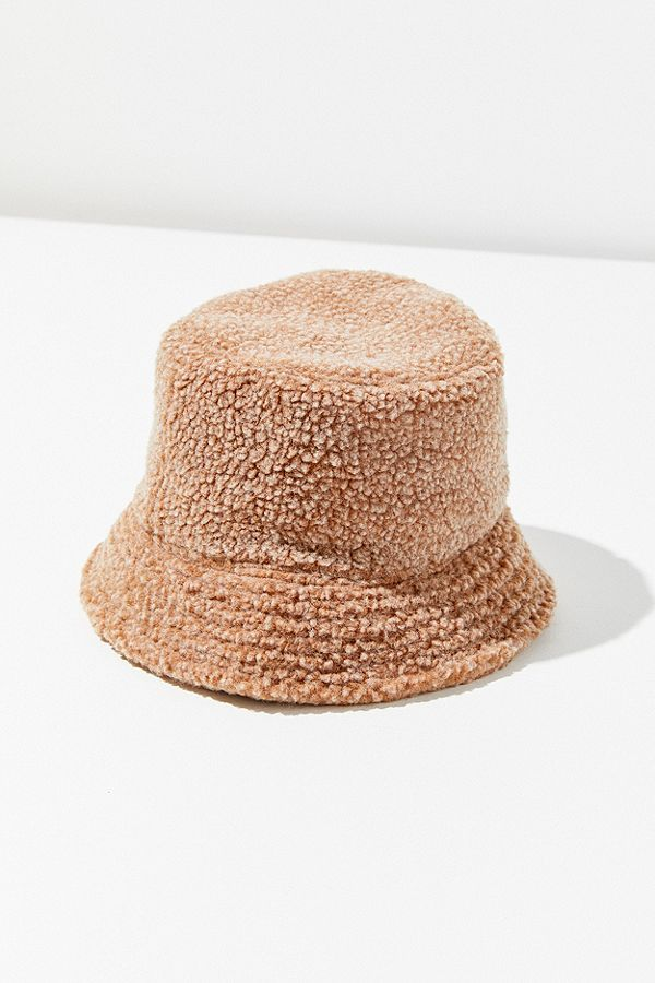 Slide View  2  Sherpa Bucket Hat  d667215341a