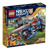 Intertoys_NL - Intertoys Folder Week 4 2016 - LEGO Nexo Knights Clay's gevechtszwaard 70315