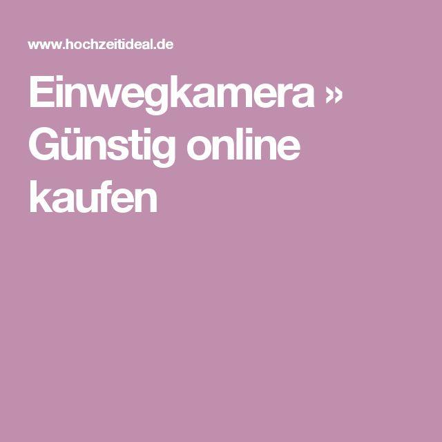 Einwegkamera » Günstig online kaufen