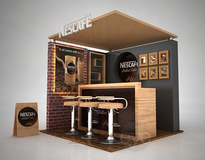 """Check out this @Behance project: """"Nescafe Chilled Latte"""" https://www.behance.net/gallery/27061897/Nescafe-Chilled-Latte"""