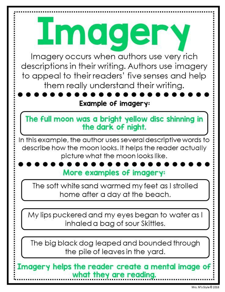 Help Your Students Understand Figurative Language With These Ready