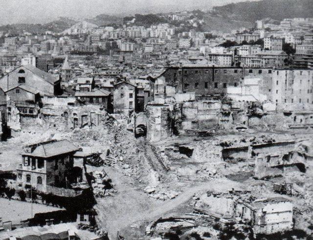 Demolizione di Piccapietra
