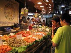 Cómo comprar y preparar pescado y marisco fresco en Barcelona