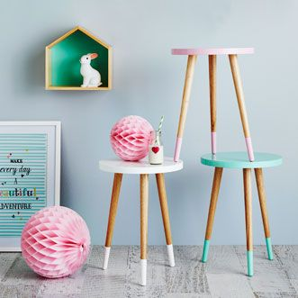 Kids Gifts | Adairs Kids Room ideas for Aaliyah. Tables also available fro Kmart.