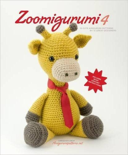 Zoomigurumi 4: 15 Cute Amigurumi Patterns by 12 Great Designers: Amigurumipatterns.net, Joke Vermeiren: 9789491643064: Amazon.com: Books