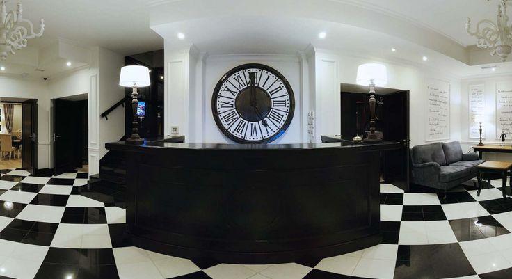 Recepcja - #Dwór Sanna - Wyjątkowy Hotel, fascynujący design, urocze miejsce. Polska - Modliborzyce, #hotel,#design, #polska,#poland