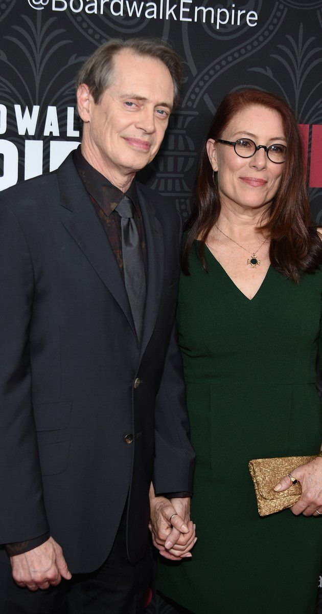 Steve Buscemi and Jo Andres 2010