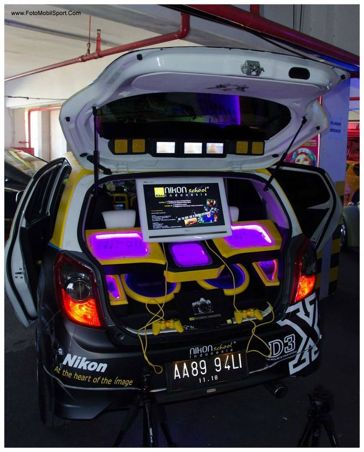 Gambar Modifikasi Mobil Agya Terbaru