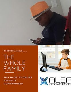 Social Media Consult - Alef Innovations: All you need to know to secure your Kids Online - ...