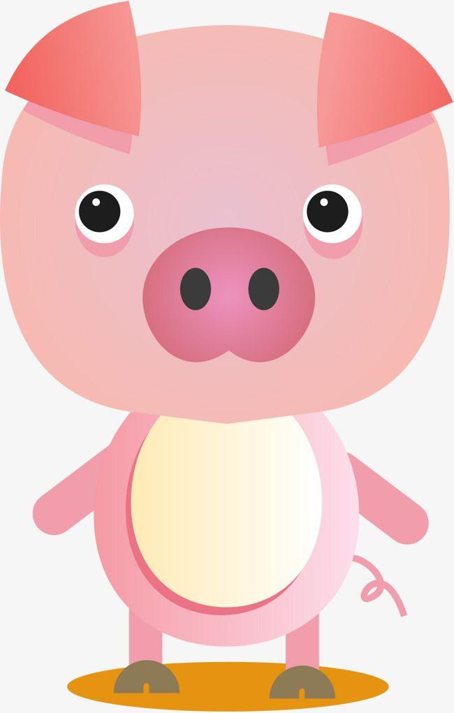 Pink Cartoon Pig Pink Pig Cartoon Animal Decorative Pattern Png Pig Cartoon Pig Cartoon Animals