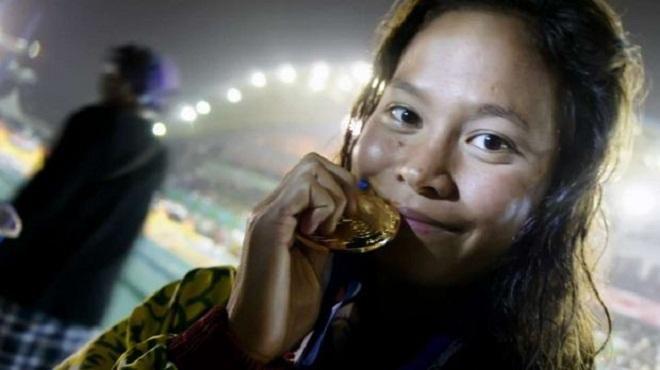 Covesia.com - Pecahkan rekor nasional di 100 meter gaya dada putri, Perenang…