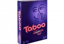 HAILEY - Taboo (Board Game) $39.99 at MindGames in Queen Street.