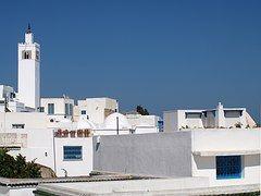 Túnez, Minarete, De La Ciudad Vieja