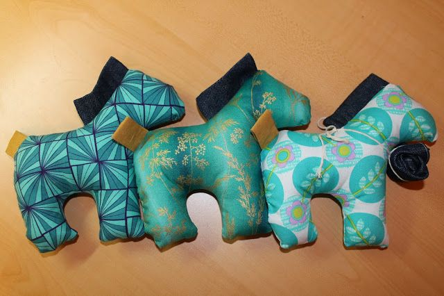 My Dixie Horses.  Pattern design by My Funny Buddies, purchased from Create Hope Designs Shop