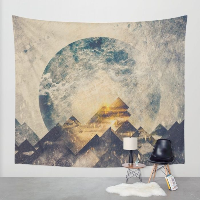 Buy One mountain at a time Wall Tapestry by HappyMelvin. Worldwide shipping available at Society6.com. Just one of millions of high quality products available.