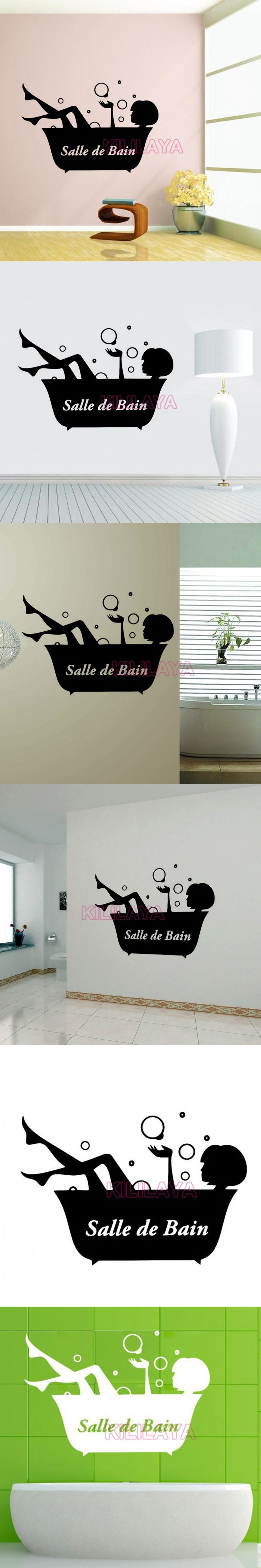 Best 25 Stickers Salle De Bain Ideas On Pinterest Stickers Carrelage Decoration Stickers And