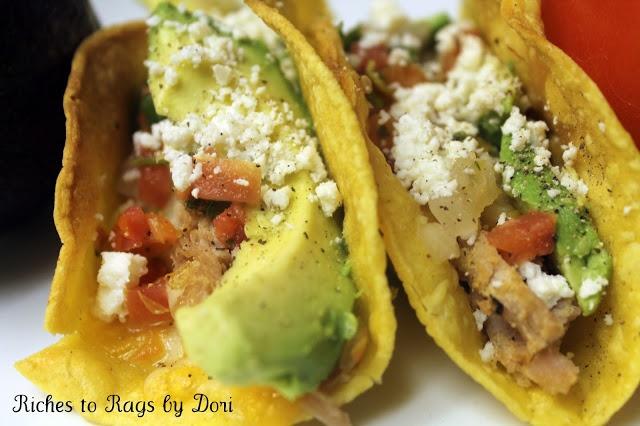 Shredded Pork Tacos | Recipes to try | Pinterest