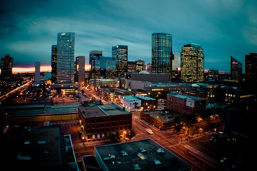 Edmonton Neighbourhoods    At the core of the city is Edmonton's Downtown, consisting of the city's Commercial Core, the Arts District, Rice Howard Way, Jasper-West, McKay Avenue, the Warehouse District, and the Government Grandin area.