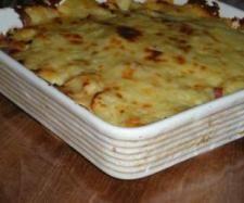 Recette gratin de poireaux du dimanche soir: recette légère par malutin68