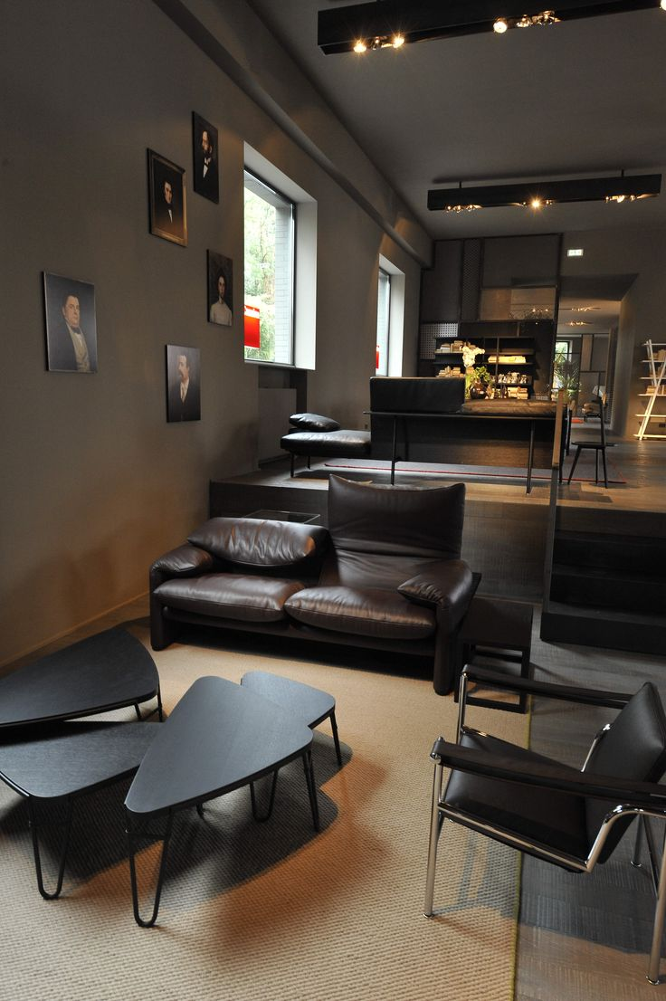 New Cassina Showroom in Meda