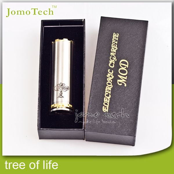 >> Click to Buy << Vaporizer Mechanical Mod Tree of Life Clone 26650 Battery Tube Tree Of Life Mod Best E Cigarettes E cig Mod in Gift Box Jomo-152 #Affiliate