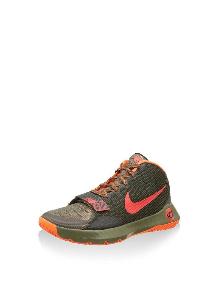 Men's Nike Kd Trey 5 Iii Basketball Shoes Lunar Grey/Deep Pwt/Brigh F60z5232