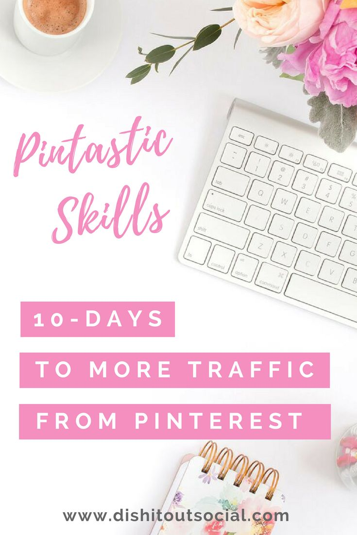 Get your FREE Pinterest Ecourse and start getting massive traffic to your site in only 10-days! Pinterest for beginners, increase blog traffic with this free Pinterest course. #pinteresttips #pinterestmarketing #blogging