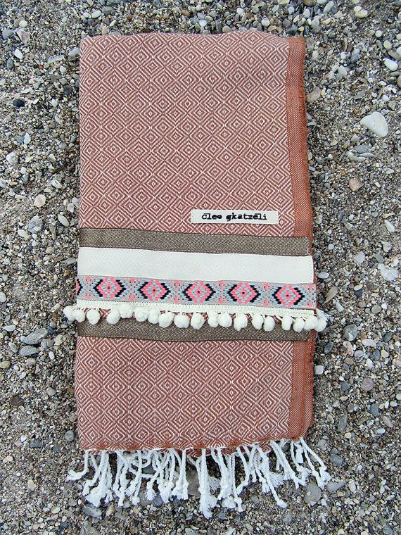 HAMMOCK beach peshtemal exclusive luxury designer beach spa towel