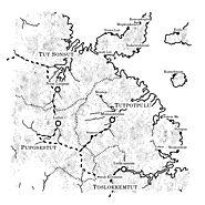 Map maker | Generating fantasy maps