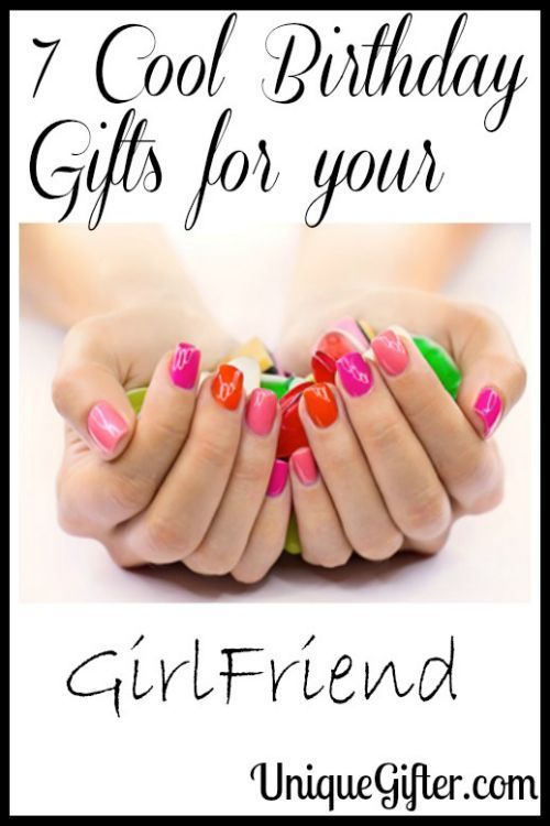 7 Cool Birthday Gifts for your GirlFriend Creative Gifts #creativegifts #diygifts #girlfriendbirthdaygifts