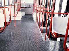 Activa Rubber Flooring Product Applications