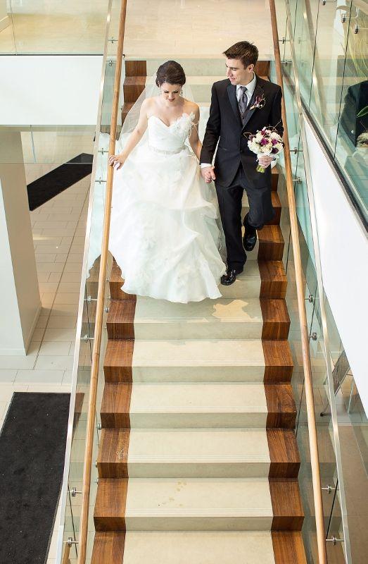 Hotel Main Staircase - Delta Ottawa City Centre