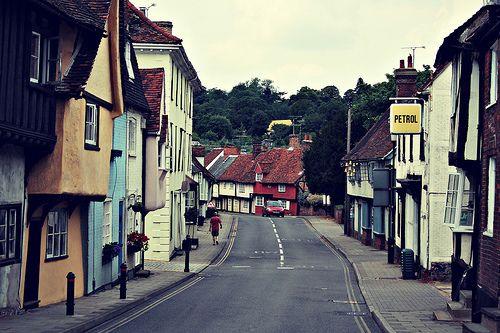 Saffron Walden, England