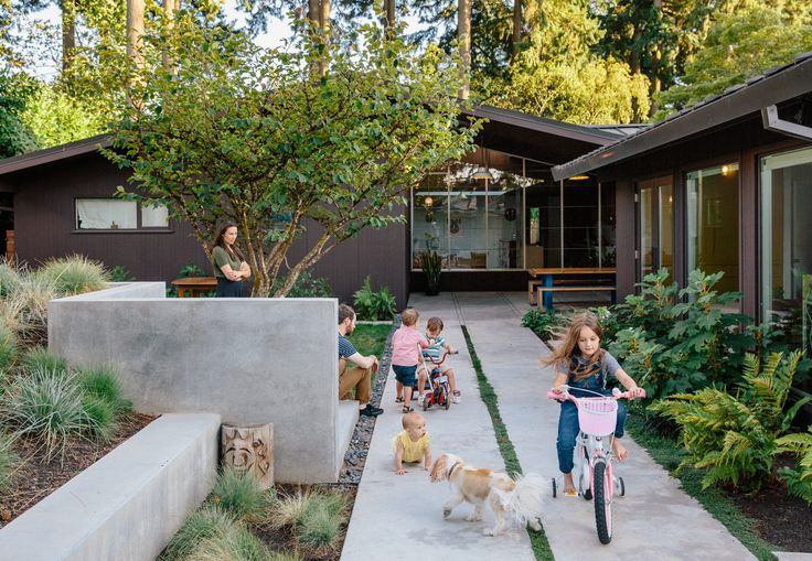 On a whim, a growing family uproots to Oregon where they find—and remake—the home of their dreams