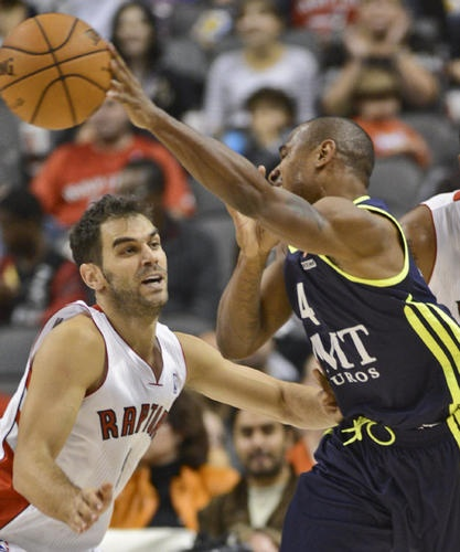 Toronto Raptors open pre-season with 102-95 victory over Real Madrid #basketball