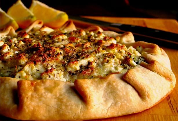 Rustic Greek Pie from Food.com: This is a really beautiful pie and does have a great rustic look about it. Delicious served hot or cold.