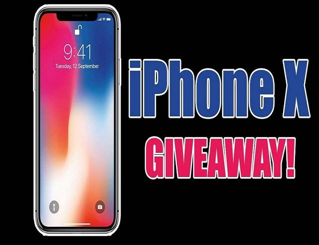 Now's your chance to win a chance iPhone X  New iPhone X Now