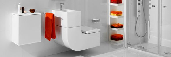 The W W Water Recycling Toilet From Roca New Toilet Small Toilet Sink Toilet Combo