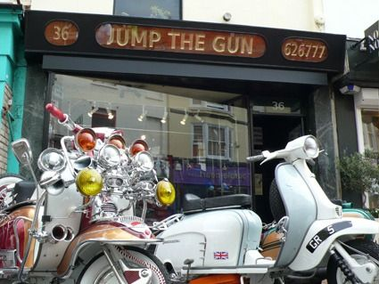 Jump the Gun - Brighton Shop