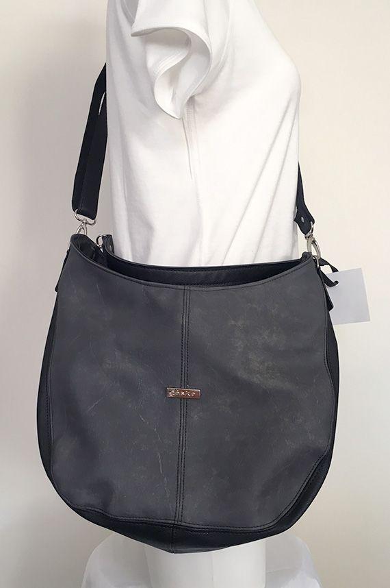 Vegan Leather Handbag Made In Canada Cross Body Bag Hobo