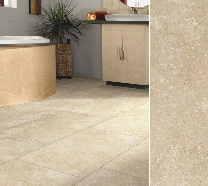 We are proud to carry luxury vinyl from shaw flooring for for Luxury vinyl bathroom flooring