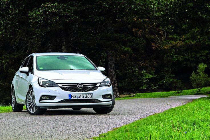 Тест-драйв Opel Astra