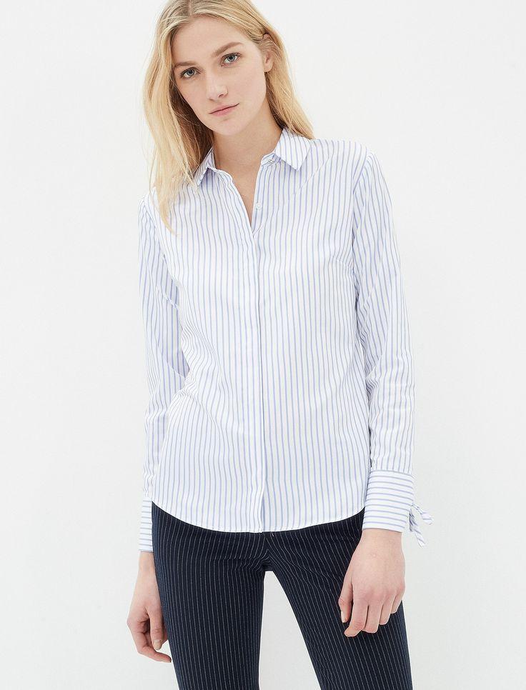 KOTON - Çizgili Gömlek