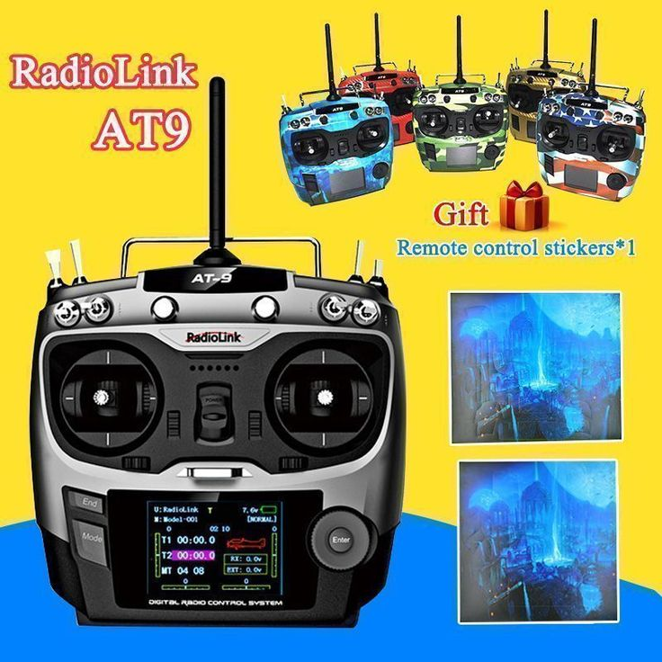 Radiolink AT9 2.4GHz 9ch RC Transmitter DIY Quadcopter Remote Control & Receiver for RC Helicopter FPV Drone DIY Radio   Tag a friend who would love this!   FREE Shipping Worldwide   Buy one here---> https://shoppingafter.com/products/radiolink-at9-2-4ghz-9ch-rc-transmitter-diy-quadcopter-remote-control-receiver-for-rc-helicopter-fpv-drone-diy-radio/ #radiocontrolhelicopters #radiocontroldiy